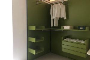 Cabina armadio Bambù Lema