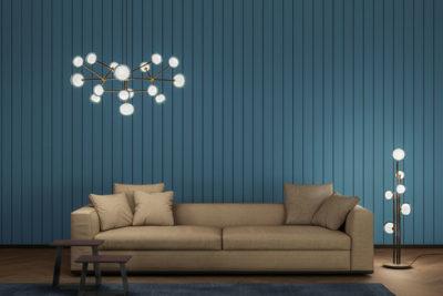 Lampade sospese: la grande bellezza del vetro