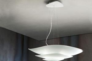 Lampada a sospensione Moledro Linea Light