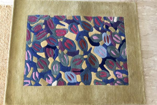 tappeto vintage