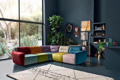 Il nuovo divano Murakami di Felis