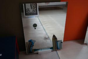 specchio vintage