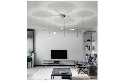 Idee per il tuo lampadario in soggiorno