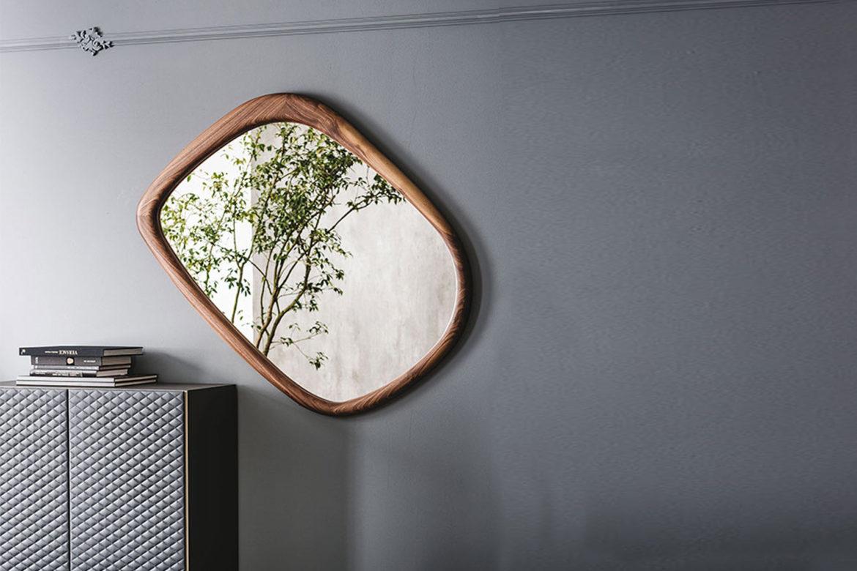 Idee per lo specchio del bagno