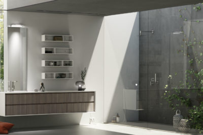 Come far sembrare il bagno più grande in poche e semplici mosse